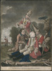 Original title:  The Death of General Wolfe at Québec.