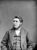 Titre original :  Hon. Sir Charles Tupper, M.P. (Cumberland, N.S.), (Minister of Railway and Canals) b. July 2, 1821 - d. Oct. 30, 1915.