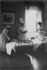 Original title:  Female infirmary at the Hospital for the Insane, Toronto [ca. 1910], Archives of Ontario. Item Reference Code RG 10-276-2-0-12.
