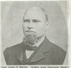 Titre original :  James Douglas Warren (1837 - 1917)  - Genealogy
