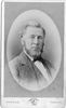 Original title:  Jacob Hunter Todd. Wigley family fonds, Region of Peel Archives.
