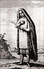 Original title:    Description English: Catholic Woodcut Print of Kateri Tekakwitha 1922, used with permission. Date 30 December 2011(2011-12-30) Source Own work Author Kateri Devotion Group