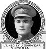 Titre original :  Photo of Hedley Goodyear – From: The Varsity Magazine Supplement Fourth Edition 1918 published by The Students Administrative Council, University of Toronto.