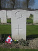 Titre original :  Grave Marker – One of first 42 Japanese Canadian soldiers enlisted in Calgary, 1916. From the Canadian Virtual War Memorial. The grave is located in the Aix-Noulette Communal Cemetery Extension, in France.
