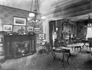 Original title:  ROBINSON, SIR JOHN BEVERLEY, BT, 'Beverley House', Richmond St. W., n.e. cor. John St.; INTERIOR, drawing room.; Author: Unknown; Author: Year/Format: 1911, Picture