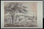 Titre original :  Drawing Priests farm. Charles Dawson Shanly 1847, 19th century Graphite on paper 23.5 x 30.2 cm Gift of Miss Mary Shanly M971.171 © McCord Museum Description Keywords:  Drawing (18637) , drawing (18379)