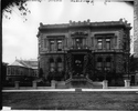 Original title:  Photograph Robert Meighen's house, Drummond Street, Montreal, QC, 1903 Wm. Notman & Son 1903, 20th century Silver salts on glass - Gelatin dry plate process 20 x 25 cm Purchase from Associated Screen News Ltd. II-147452 © McCord Museum Keywords:  Architecture (8646) , Photograph (77678) , residential (1255)