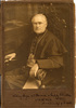 Original title:  Courtesy Archives of the Roman Catholic Archdiocese of Toronto (ARCAT). Seated portrait of Archbishop Neil McNeil. Photograph taken in Vancouver, likely while McNeil was Archbishop of Vancouver, bewteen 1910-1912. Creator: G.G. Wadds, Vancouver, BC.