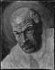 Original title:  Norman Bethune - self-portrait.