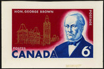 Original title:  Hon. George Brown [graphic material] /