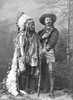 Original title:    Description English: Photograph, Sitting Bull and Buffalo Bill, Montreal, QC, 1885, Wm. Notman & Son, Silver salts on glass - Gelatin dry plate process - 17 x 12 cm Français : Photographie, Sitting Bull et Buffalo Bill, Montréal, QC, 1885, Wm. Notman & Son, Plaque sèche à la gélatine, 17 x 12 cm Date 885(0885) Source This image is available from the McCord Museum under the access number II-83124 This tag does not indicate the copyright status of the attached work. A normal copyright tag is still required. See Commons:Licensing for more information. Deutsch | English | Español | Français | Македонски | Suomi | +/− Author Wm. Notman & Son  La bildo estas kopiita de wikipedia:de. La originala priskribo estas:  Sitting Bull and Buffalo Bill Sioux, Hunkpapa Sitting Bull made only one tour with  William F. Cody's Wild West Show. This photograph was taken during that tour.  Quelle: htt
