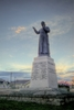 Titre original :    Description English: Statue of Pere (Father) Lacombe in St. Albert, Alberta, Canada. Date 2010.08.02 Source Own work Author WinterE229 WinterforceMedia