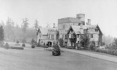 Original title:  [Hatley Park, Estate of James Dunsmuir, near Victoria, B.C.].