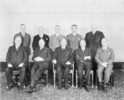 Original title:  Rt. Hon. W.L. Mackenzie King and the Provincial Premiers at the opening of the Dominion-Provincial Conference.