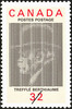 Titre original :  Trefflé Berthiaume [philatelic record].  Philatelic issue data Canada : 32 cents