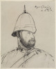 Titre original :  Major Crozier, Superintendent of the North West Mounted Police.