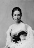 Titre original :  Lady Susan Agnes Macdonald (née Bernard), wife of John A. Macdonald.