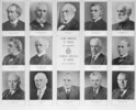 Original title:    Description: Sir John A. Macdonald; Alexander Mackenzie; Sir John Abbott; Sir John Thompson; Sir MacKenzie Bowell; Sir Charles Tupper; Sir Wilfrid Laurier; Sir Robert L. Borden; Arthur Meighen; W.L. Mackenzie King; R.B. Bennett; Louis St. Laurent; John G. Diefenbaker; Lester B. Pearson Restrictions on use/reproduction: Nil Copyright: Expired Credit: Library and Archives Canada / C-011415 Source:  This image is available from Library and Archives Canada under the reproduction reference number C-011415 and under the MIKAN ID number 3193326 This tag does not indicate the copyright status of the attached work. A normal copyright tag is still required. See Commons:Licensing for more information. Library and Archives Canada does not allow free use of its copyrighted works. See Category:Images from Library and Archives Canada.