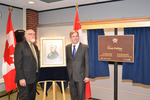 Titre original :  The Enos Collins Building - Building Naming in Commemoration of the War of 1812 - Features - PWGSC