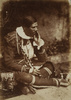 Titre original :    Artist David Octavius Hill and Robert Adamson (1821 - 1848) (Scottish) (Details of artist on Google Art Project) Title Rev. Peter Jones or Kahkewaquonaby, 1802 - 1856. Indian chief and missionary in Canada [b] Object type Photograph Date 1845 Medium Calotype print Dimensions Height: 200 mm (7.87 in). Width: 143 mm (5.63 in). Current location Scottish National Gallery  Native name National Gallery of Scotland Location Edinburgh Coordinates 55° 57′ 3.30″ N, 3° 11′ 44.40″ W Established 1859 Website www.nationalgalleries.org/nationalgallerycomplex Authority control VIAF: 129667249 LCCN: n80073803 GND: 042329280 BnF: cb12190246b ULAN: 500293831 WorldCat Accession number PGP HA 420 Notes More info at museum site Source/Photographer Google Art Project: Home - pic