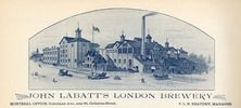 Original title:  John Labatt's London Brewery [image fixe]