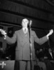Original title: Hon. Maurice Duplessis speaking during the Quebec Legislative Assembly Election campaign.
