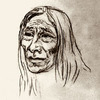 Original title:  Cree Chief Maskepetoon