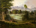 Original title:    Artist Robert S. Duncanson (1821–1872)   Description American painter The Hudson River School Date of birth/death 1821 21 December 1872 Location of birth/death Fayette, New York Detroit, Michigan Work location Cincinnati, Detroit, Montreal, United Kingdom Authority control VIAF: 20487869 LCCN: n81052386 GND: 11930256X ULAN: 500019769 ISNI: 0000 0000 6629 5586 WorldCat Details of artist on Google Art Project Title Chapultpec Castle Object type Oil on canvas Date 1860 Dimensions Height: 609.6 mm (24 in). Width: 787.4 mm (31 in). Current location SCAD Museum of Art Native name Savannah College of Art and Design Location Savannah, Georgia, United States Coordinates 32° 4′ 38.45″ N, 81° 5′ 55.43″ W Established 2002 Website scadmoa.org Accession number 51 Notes More info at museum site Source/Photographer Google Art Project: Home - pic