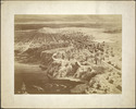 Original title:  Ottawa: Bird's-Eye View Parliament and Departmental Buildings.
