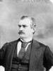Titre original :  Hon. Luc Letellier de St. Just, (Senator) (Minister of Agriculture) b. May 12, 1820 - d. Jan. 28, 1881.