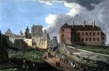 Original title:    Description Français : Une vue de l'archevêché de Québec et des ruines autour, tels qu'on peut les voir en montant de la basse-ville, en 1759. Peinture de Richard Short, Gracieuseté de Bibliothèque et Archives Canada, C-000350 Date First published in London in 1761 Source [1] This image is available from Library and Archives Canada under the reproduction reference number C-000350 This tag does not indicate the copyright status of the attached work. A normal copyright tag is still required. See Commons:Licensing for more information. Library and Archives Canada does not allow free use of its copyrighted works. See Category:Images from Library and Archives Canada. Author Richard Short