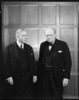 Original title:  William Lyon Mackenzie King and Prime Minister Churchill.
