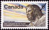 Original title:  Henry Kelsey, first explorer of the Plains = Henry Kelsey, premier explorateur des Prairies [philatelic record].  Philatelic issue data Canada : 6 cents Date of issue 15 April 1970
