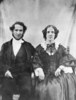 Titre original :    Description Robert Terrill Rundle and his wife Mary Wolverson Date circa 1860(1860) Source Glenbow Archives Author Unknown Permission (Reusing this file) n/a - public domain