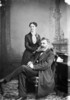 Original title:  John Charlton, M.P., (North Norfolk, Ont.) and wife.