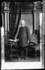 Original title:  Photograph William Clendinneng Senior, Montreal, QC, 1883 Wm. Notman & Son 1883, 19th century Silver salts on glass - Gelatin dry plate process 17.8 x 12.7 cm Purchase from Associated Screen News Ltd. II-69336 © McCord Museum Keywords:  male (26812) , Photograph (77678) , portrait (53878)
