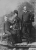 Original title:  Photograph George A. Cochrane and family, Montreal, QC, 1880 Notman & Sandham 1880, 19th century Silver salts on paper mounted on paper - Albumen process 15 x 10 cm Purchase from Associated Screen News Ltd. II-55982.1 © McCord Museum Keywords:  family (800) , Photograph (77678) , portrait (53878)