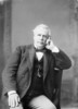 Original title:  Hon. David Mills (Senator) (Minister of Justice) b. Mar. 18, 1831 - d. May 8, 1903.