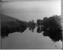 Original title:  Photograph The North River, Shawbridge, QC, about 1895 David Pearce Penhallow About 1895, 19th century Silver salts on glass - Gelatin dry plate process 10 x 12 cm MP-0000.117.31 © McCord Museum Keywords:  Photograph (77678) , river (1486) , Waterscape (2986)