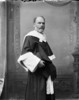 Titre original :  The Hon. Mr. Justice Robert Sedgewick (Puisne Judge of the Supreme Court of Canada) b. May 10, 1848 - d. Aug. 4, 1906.