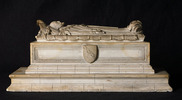 Original title:  Plaster model of the monument to Sir Frederick Arthur Stanley [object].