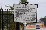 Titre original :    Description English: Historical marker showing location of Andre Michaux's French Botanical Garden located at Aviation Ave in the City of North Charleston, South Carolina. Date 5 September 2010(2010-09-05) Source Own work Author Mydogtryed