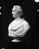 Titre original :  Marble bust of Sir John A. Macdonald.