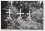 Titre original :  Graves of John Hornby, Edgar Vernon Christian and Harold Adlard.
