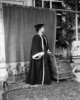 Original title:  The Countess of Aberdeen (née Ishbel Maria Marjoribanks) in the robes which shewore when she received an honorary LL.D. from Queen's University - the first time an honorary degree was conferred on a woman by a Canadian University.