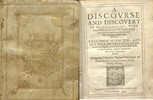 Original title:  Canadiana | Thomas Fisher Rare Book Library | Richard Whitbourne - Discourse and Discovery of New-Found-Land