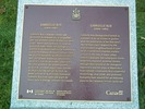 Original title:    Description Français : Plaque sur Gabrielle Roy, parc du Bonheur-d'Occasion, Montréal Date 23 October 2011(2011-10-23) Source Own work Author Jeangagnon