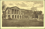 Original title:  Osgoode Hall, Toronto, Can.; Author: Valentine & Sons' Publishing Co. Ltd; Author: Year/Format: 1910, Picture