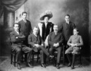 Original title:  Hon. Clifford Sifton Group.
