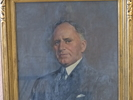 Original title:  W.J. Pentland, Wylie Grier portrait. Image courtesy of the grandchildren of W.J. Pentland.
